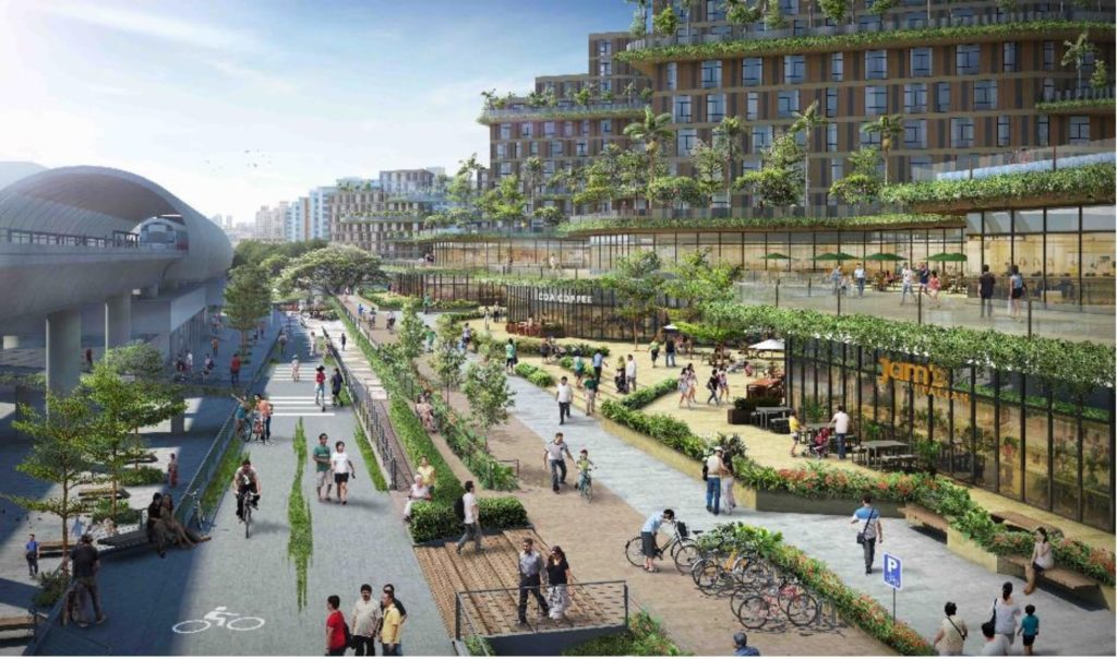 Pasir Ris Central Central Greenway
