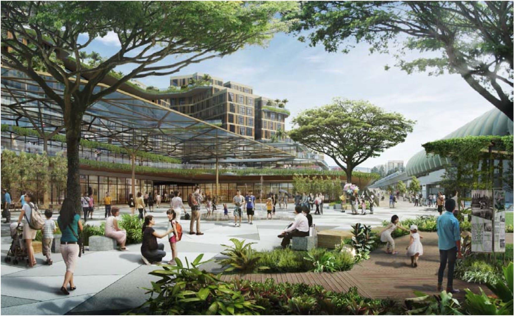 Pasir Ris Central Town Plaza