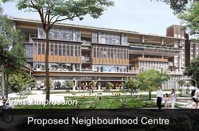 Plantation District Neighbourhood Centre