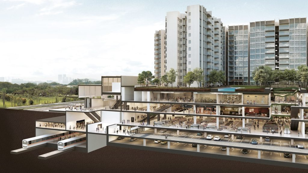 The Woodleigh Residences Government Land Sales