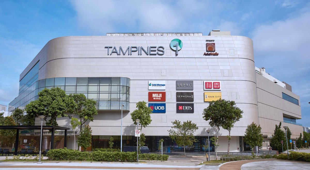 Tampines One Mall