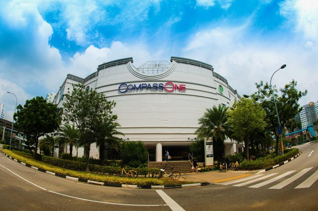 Compass One Shopping Mall