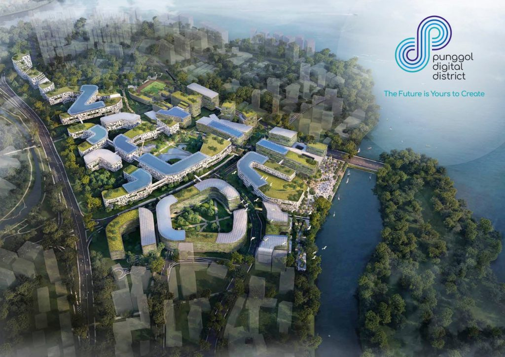 Punggol Digital District