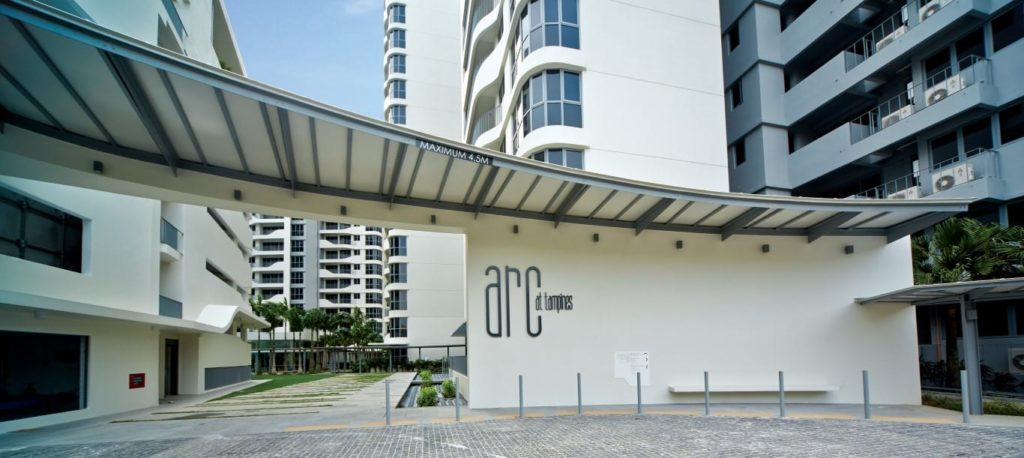 Arc at Tampines Executive Condominium
