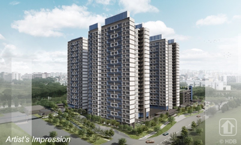 Kallang Breeze Facade