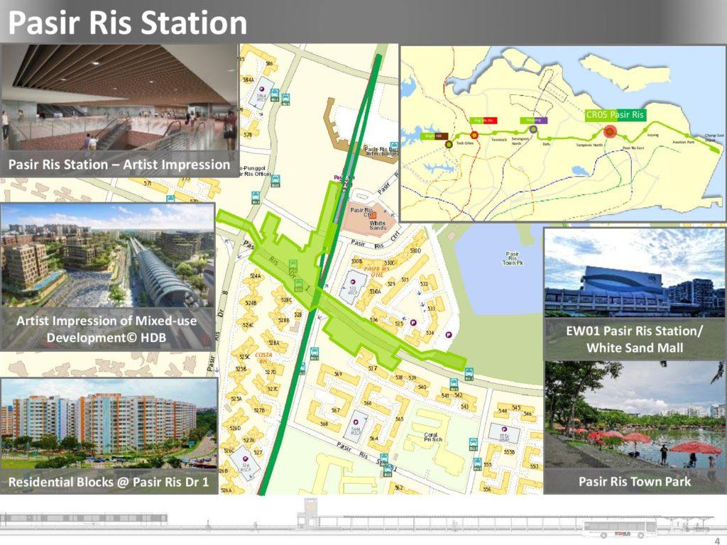 Cross Island Line Pasir Ris