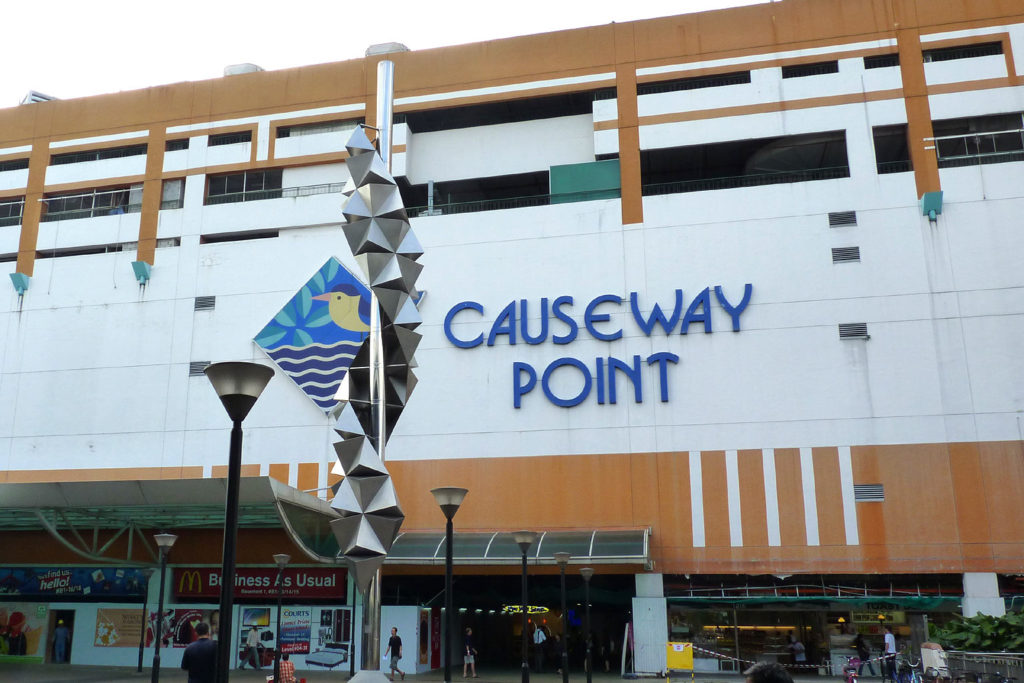 Causeway Point Shopping Mall