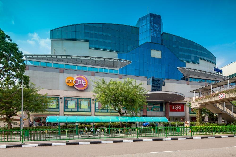 Tengah BTO Mall Lot One