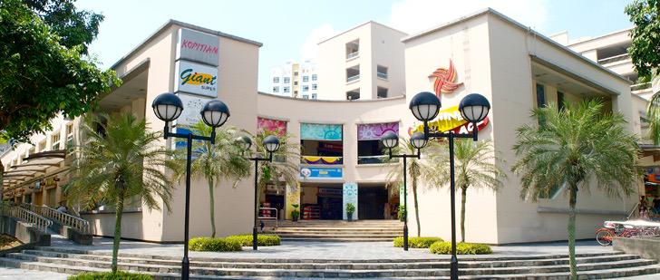 Tengah BTO Mall Sunshine Place