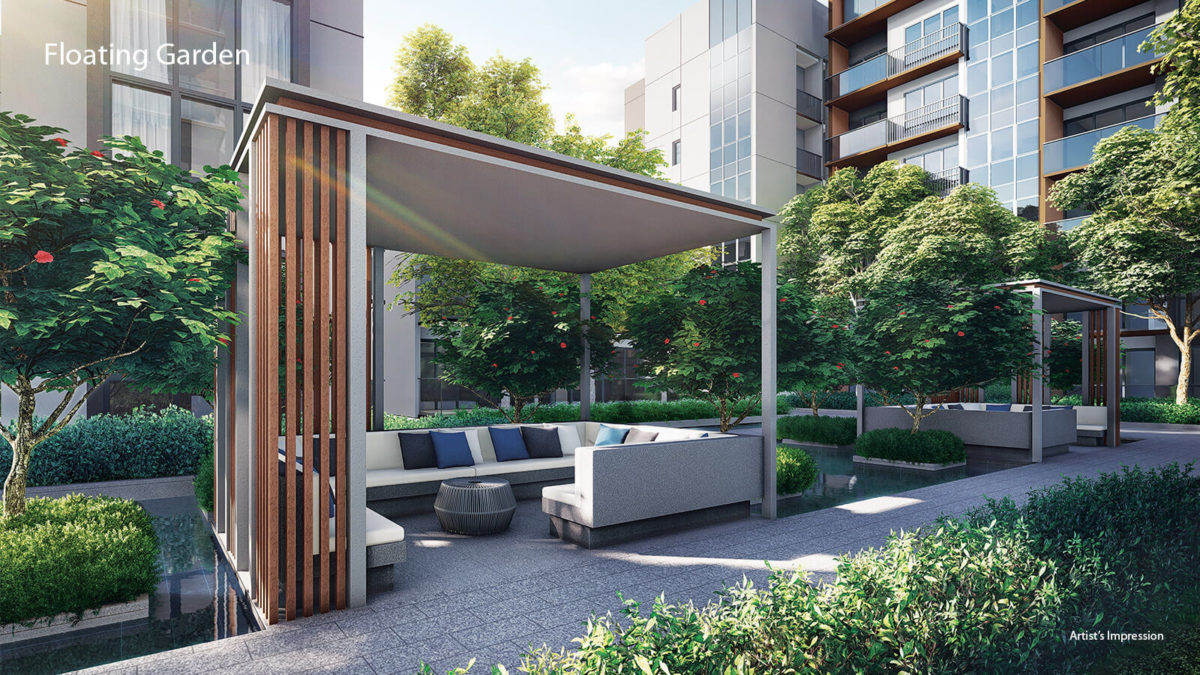 Fourth Avenue Residences Floating Garden
