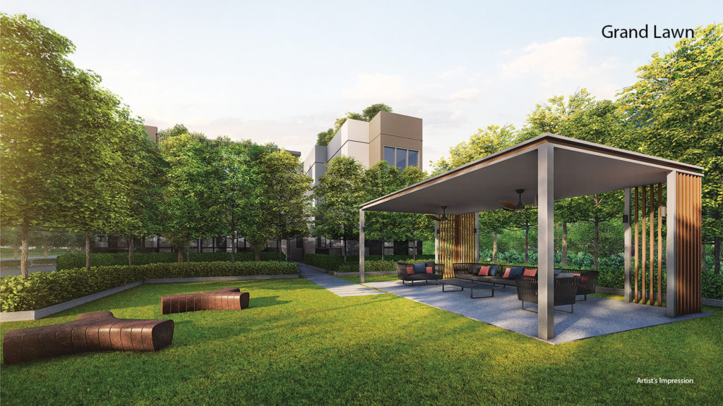 Fourth Avenue Residences Grand Lawn