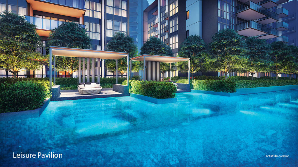 Fourth Avenue Residences Leisure Pavillion