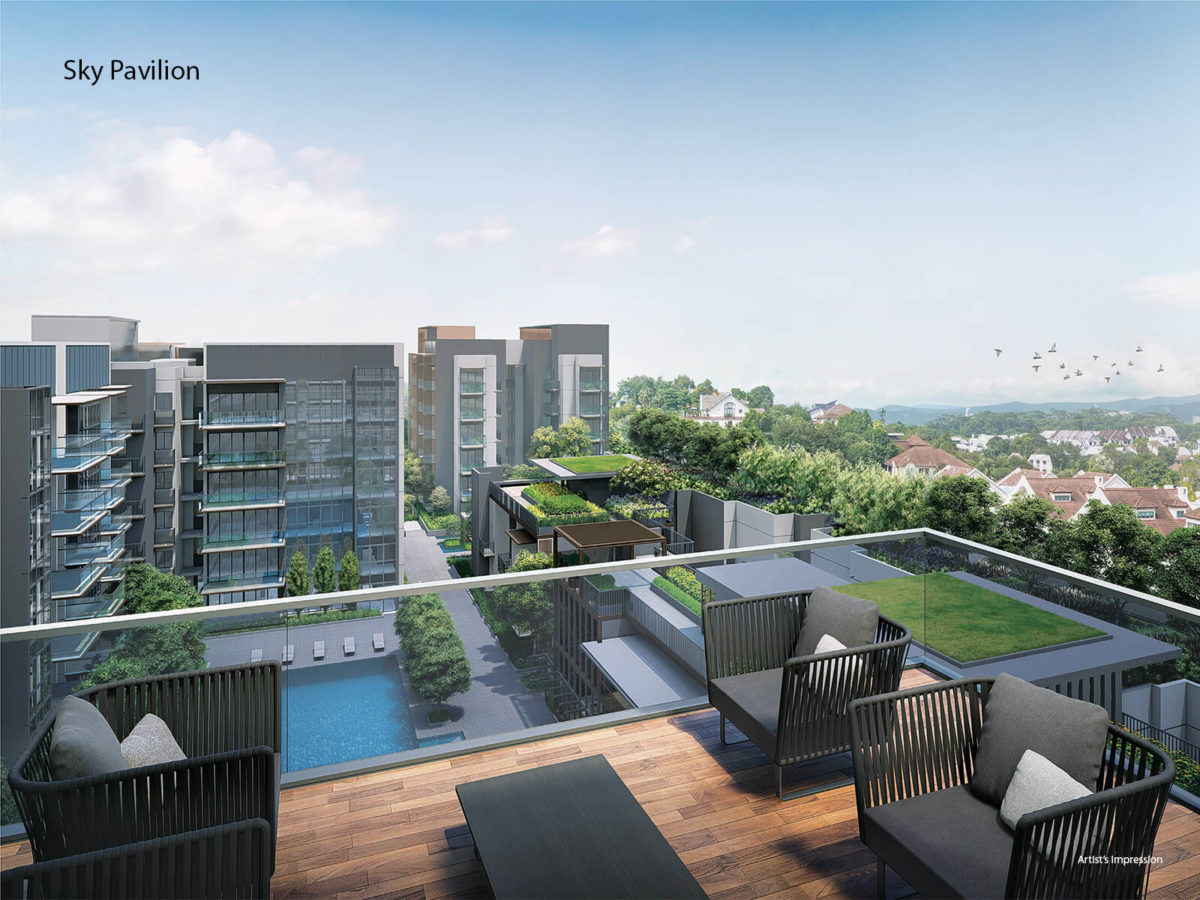 Fourth Avenue Residences Sky Pavilion
