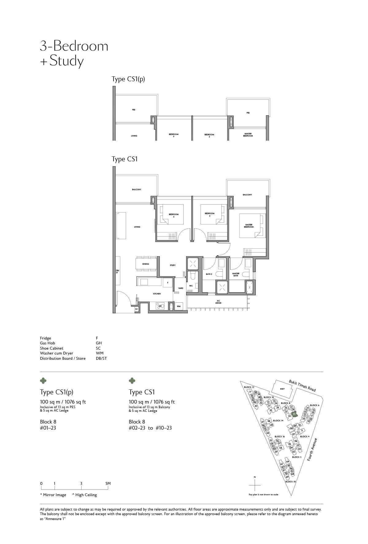 fourth-avenue-residences_floor-plan_3BR-Study_CS1_CS1-p