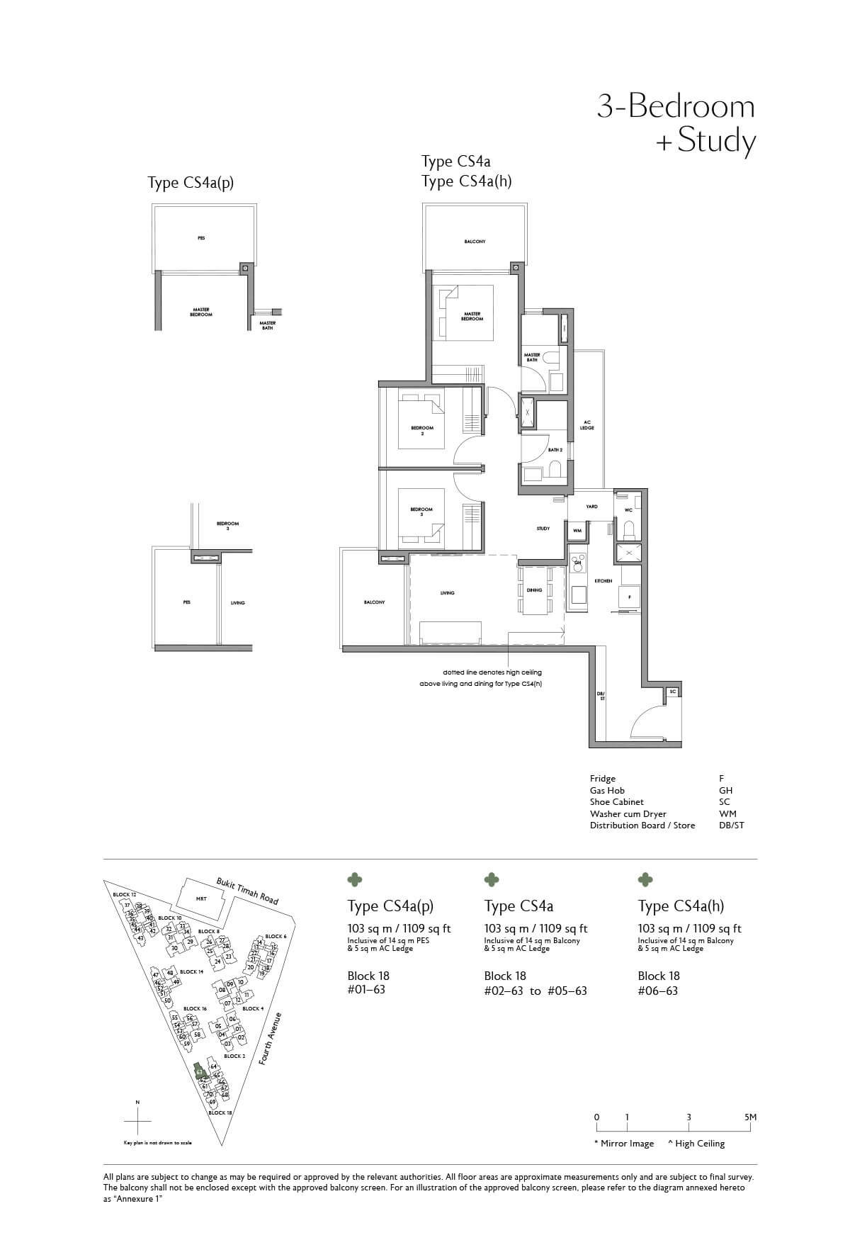 fourth-avenue-residences_floor-plan_3BR-Study_CS4_CS4-p_CS4-h