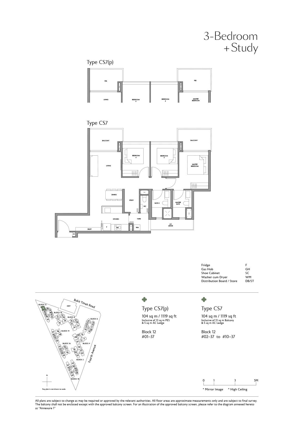 fourth-avenue-residences_floor-plan_3BR-Study_CS7_CS7-p