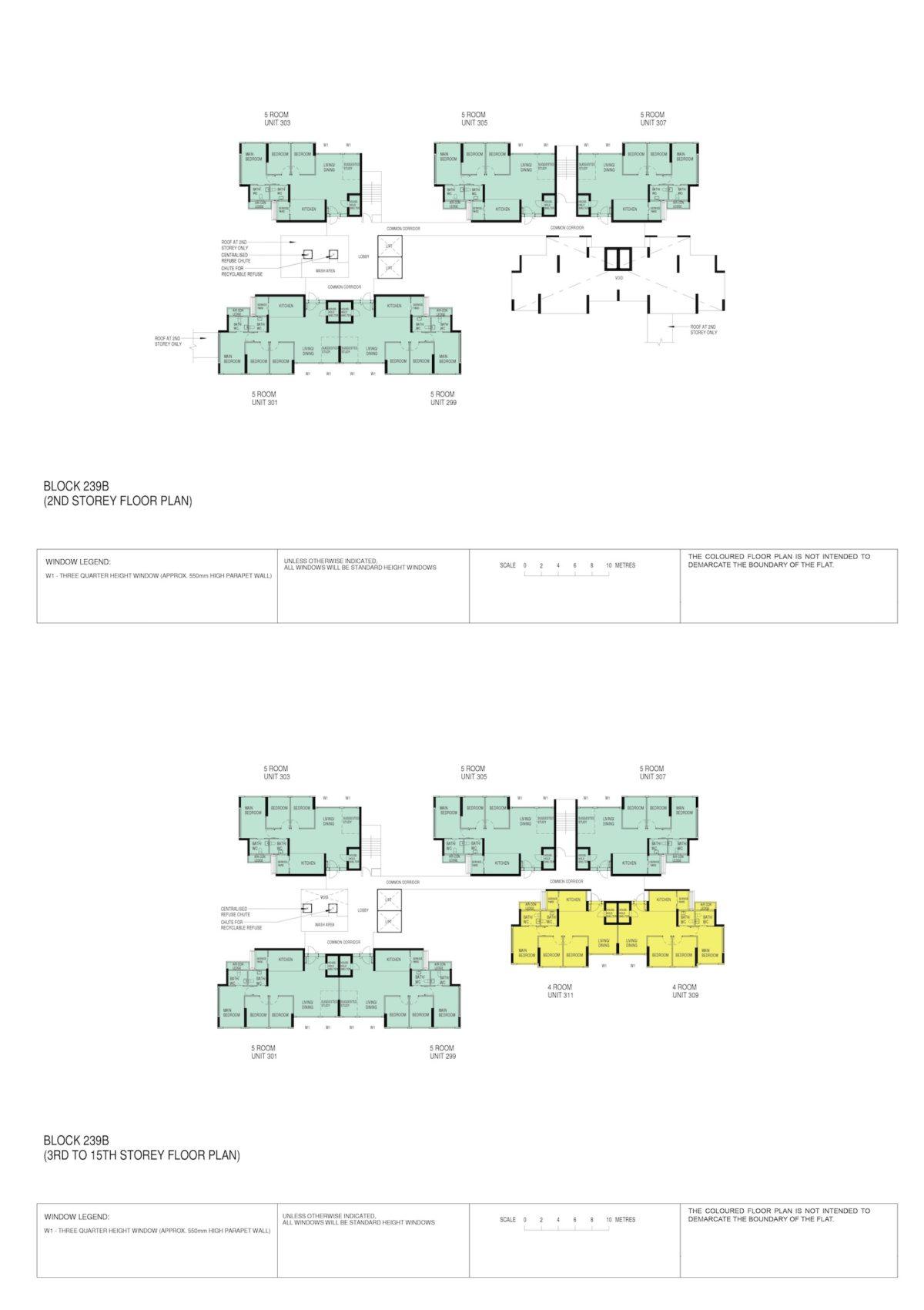 Boon Lay Glade Block Plan 239B