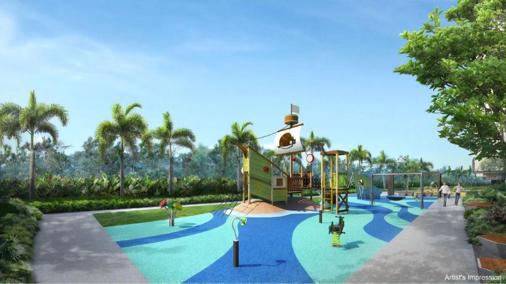 Treasure At Tampines Playground