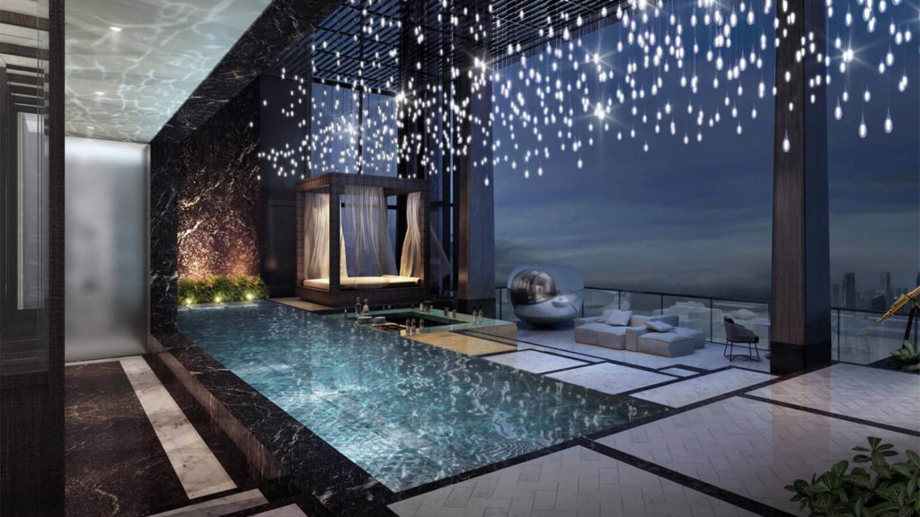 Wallich Residences Penthouse Private Pool